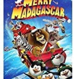 Used DVD Merry Madagascar