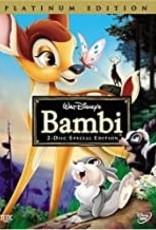 Used DVD Bambi
