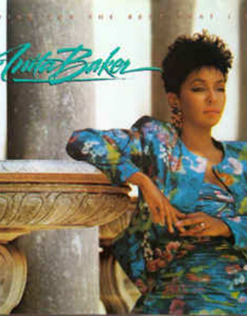 Used CD Anita Baker- Giving You The Best That I Got