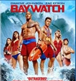 Used BluRay Baywatch
