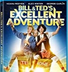 Used BluRay Bill And Ted's Excellent Adventure