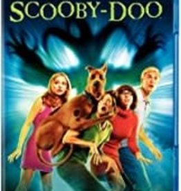 Used BluRay Scooby-Doo