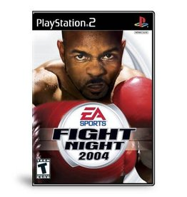 PS2 Fight Night 2004