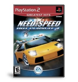 PS2 Need for Speed Hot Pursuit 2
