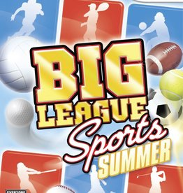Wii Big League Sports: Summer