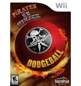 Wii Pirates vs. Ninjas Dodgeball