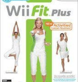 Wii Wii Fit Plus