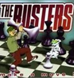 Used CD The Busters- Make A Move
