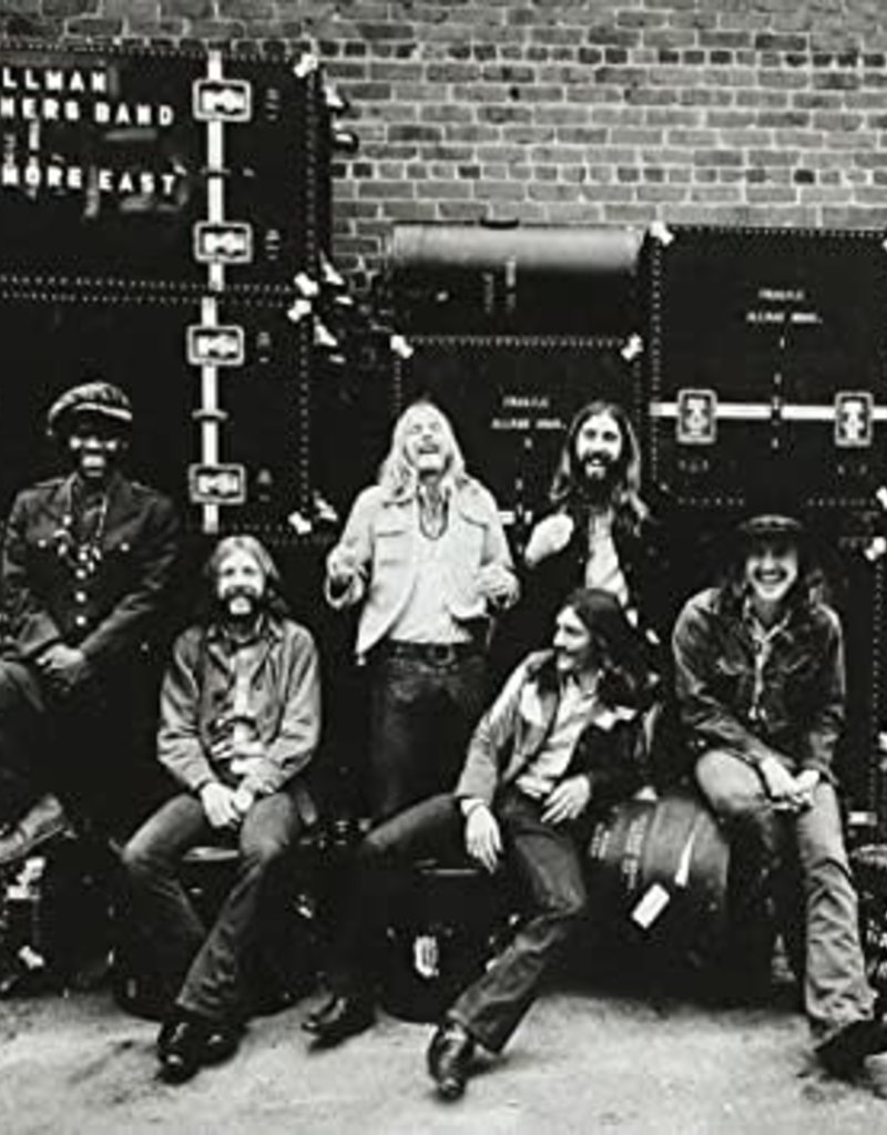 Used CD Allman Brothers Band- At Fillmore East