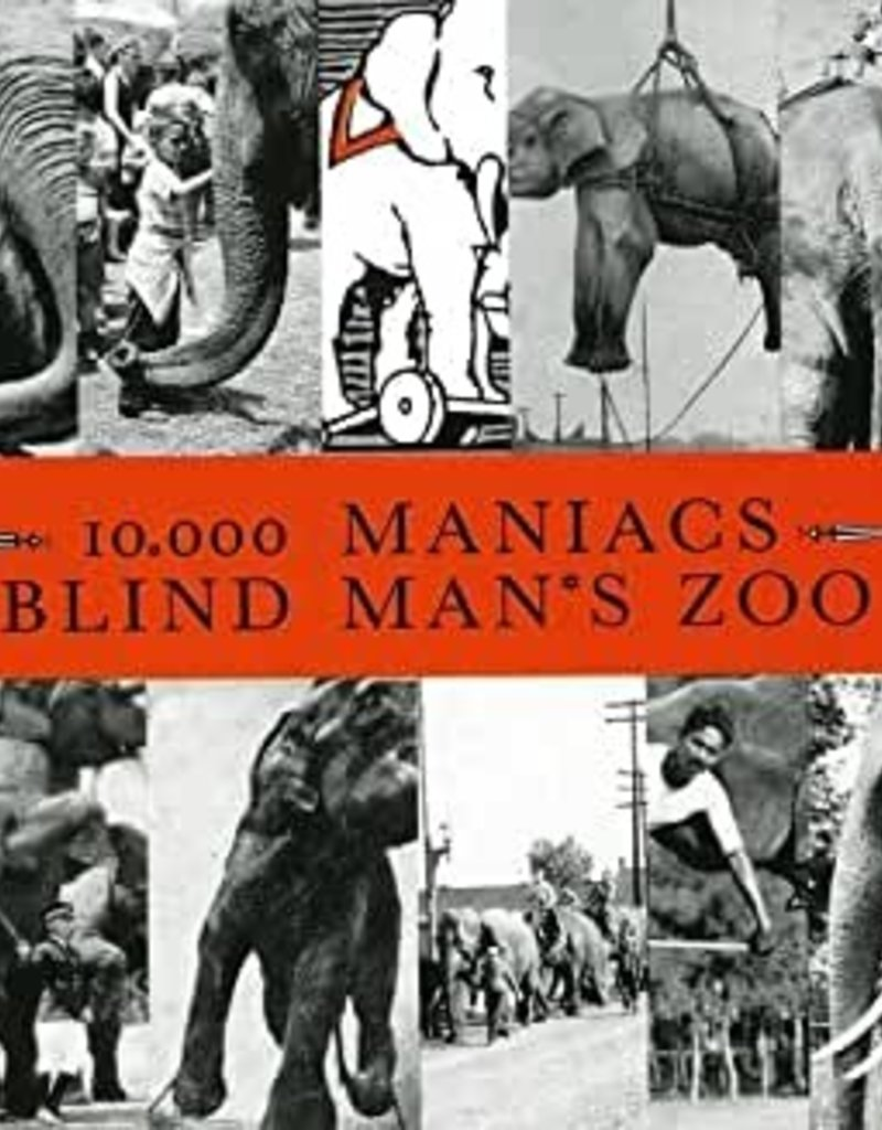 Used CD 10,000 Maniacs- Blind Man's Zoo