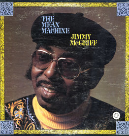 Used Vinyl Jimmy McGriff- The Mean Machine (Sealed)
