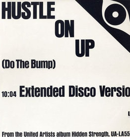"Used Vinyl Hidden Strength- Hustle On Up (Do The Bump)(12"")(Sealed)(Promo)"