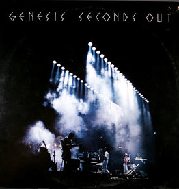 Used Vinyl Genesis- Seconds Out