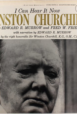 Used Vinyl Winston Churchill/Edward R Murrow- I Can Hear It Now