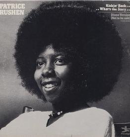 "Used Vinyl Patrice Rushen- Kickin' Back/What's The Story (Disco Version)(12"")(Promo)"