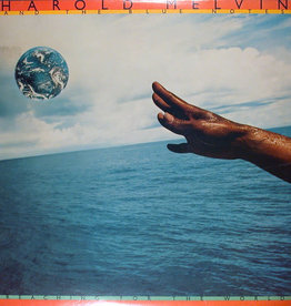 Used Vinyl Harold Melvin & The Blue Notes- Reaching For The World
