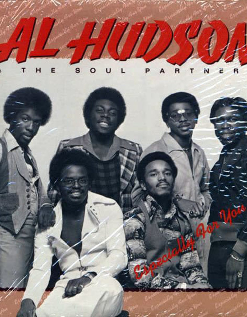 Used Vinyl Al Hudson & The Soul Partners- Especially For You