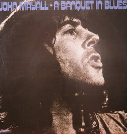 Used Vinyl John Mayall- A Banquet In Blues
