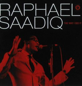 Used CD Raphael Saadiq- The Way I See It