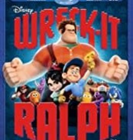 Used BluRay Wreck-It Ralph