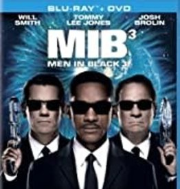 Used BluRay Men In Black 3
