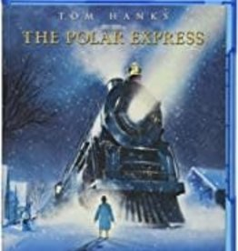 Used BluRay Polar Express