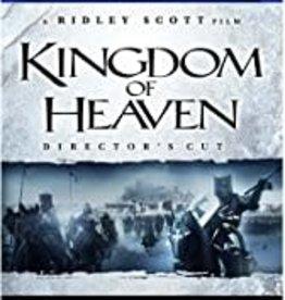 Used BluRay Kingdom Of Heaven