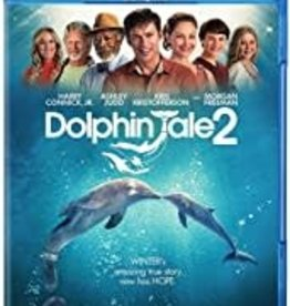 Used BluRay Dolphin Tale 2