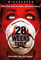 Used DVD 28 Weeks Later