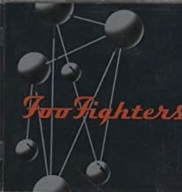Used CD Foo Fighters- The Colour And The Shape