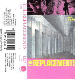 Used Cassettes The Replacements- Tim