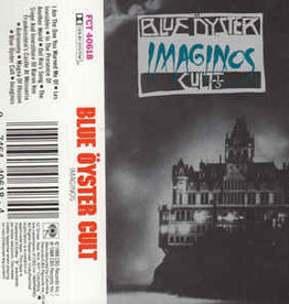 Used Cassette Blue Oyster Cult- Imaginos
