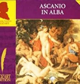 Used CD Mozart- Ascano In Alba