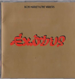 Used CD Bob Marley- Exodus