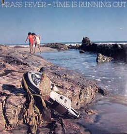 Used Vinyl Brass Fever- Time Is Running Out