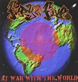 Used CD Fury Of Five- At War With The World