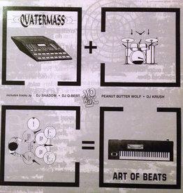 Used Vinyl Various- Quatermass Art Of Beats (Unofficial)