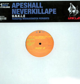 "Used Vinyl U.N.K.L.E.- Ape Shall Never Kill Ape (Super Remix)(12"")(UK)(Unofficial)"