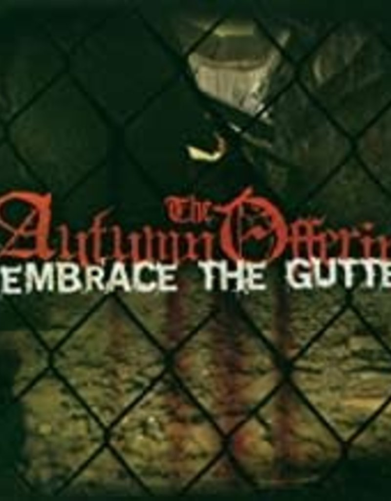 Used CD Autumn Offering- Embrace The Gutter