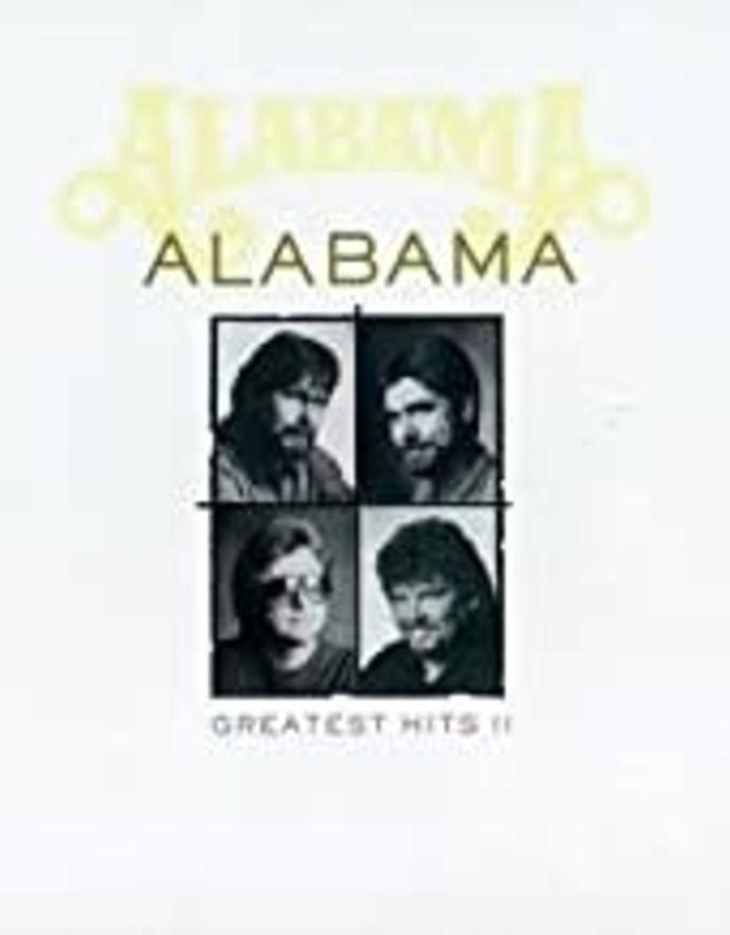 Used CD Alabama- Greatest Hits II