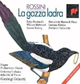 Used CD Rossini-La Gazza Iadra