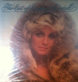 Used Vinyl Barbara Mandrell- The Best Of Barbara Mandrell