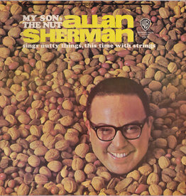 Used Vinyl Allan Sherman- My Son, The Nut