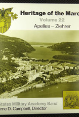 Used Vinyl Apelles/ Ziehrer- Us Military Academy Band: Heritage Of The March Volume 22