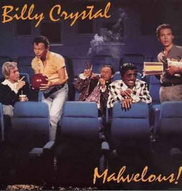 Used Vinyl Billy Crystal- Mahvelous!