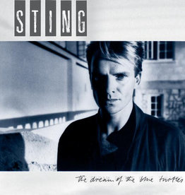 Used Vinyl Sting- The Dream Of The Blue Turtles