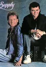 Used Vinyl Air Supply- Air Supply