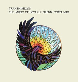 Used CD Beverly Glenn-Copeland- Transmissions