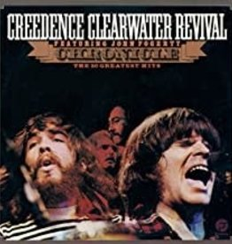 Used CD Creedence Clearwater Revival- Chronicle