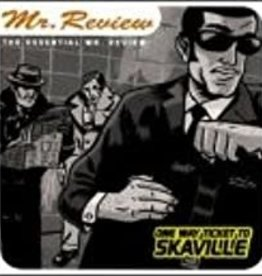 Used CD Mr. Review- One Way Ticket Tob Skaville